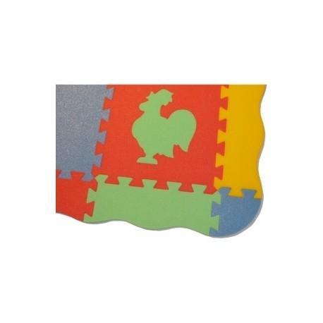 Wellenrand für Puzzlematte XL9