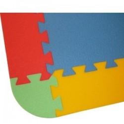 Puzzle Tapis de Jeu. Elément angulaire du cadre MAXI fort