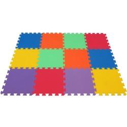 Bodenmatte Puzzlematte  MAXI 12