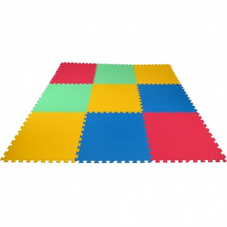 Bodenmatte Puzzlematte XL9
