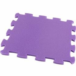 Bodenmatte Puzzlematte Uni-Form einzelteil