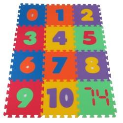 Puzzlematte Zahlen MAXI