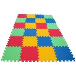 Foam puzzles