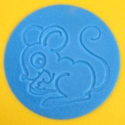 Pěnový koberec MAXI zvířata VI., Lesní - silný