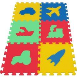 Mata piankowa, puzzle piankowe