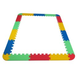Puzzle Tapis de Jeu. Cadre pour MAXI 12 fort