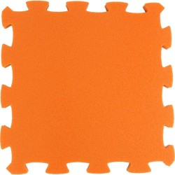 Pěnový koberec Uni-Form silný (0+), jednotlivý díl