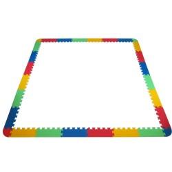 Puzzle Tapis de Jeu. Cadre pour XL 9 fort