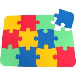 Puzzlematte Spielteppich Klasik 12 dick