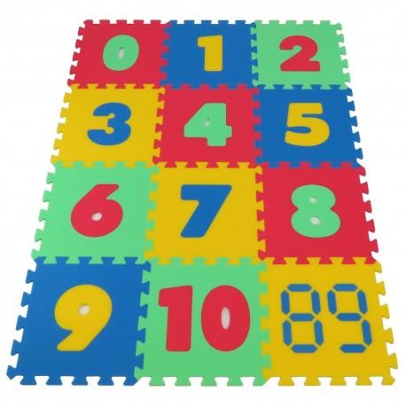 Penový koberec