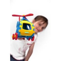 Hubschrauber 3D-Puzzle