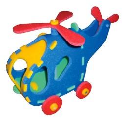 Vrtuľník 3D