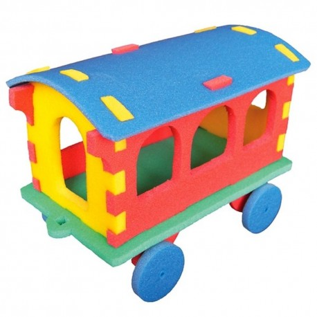 Waggon 3D-Puzzle