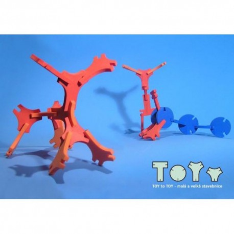 TOY a TOY, mini architetto 3D
