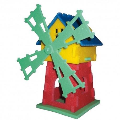 Mühle 3D