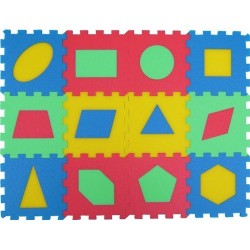 Pezzi del puzzle Geo mini