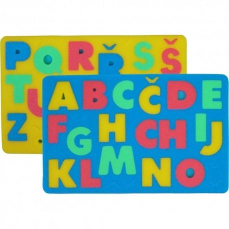 Tschechische Alphabet