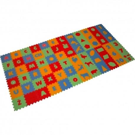 Mata/puzzle piankowe MIX 72