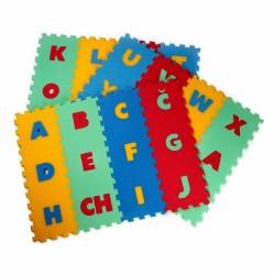 Коврик 36 латинские буквы
