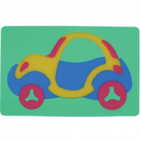 Puzzle piankowe: Chrząszcz samochodzik