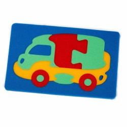 Puzzle piankowe: Ciężarówka