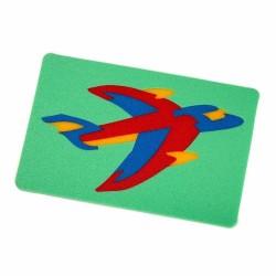 Puzzle piankowe: Samolot