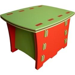 Pěnový stoleček