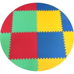 Koberec KoloMat. Pěnové puzzle