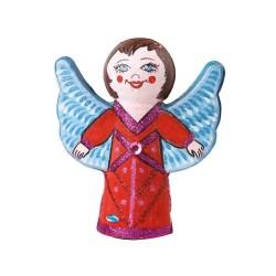 Un ensemble de créations de Peinture de votre ange! (un ange avec des ailes en forme de vagues)