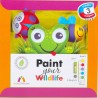 Paint your Wildlife Magnets von ANGEL MALMA