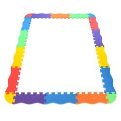 Puzzle Tapis de Jeu. Cadre pour MAXI 12 Vague fort