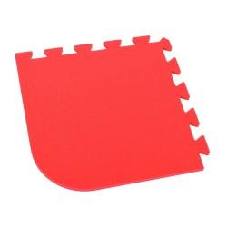 Pěnový koberec Optimal, rohový díl silny