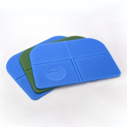 Pliable tapis assises Cross 5 mm