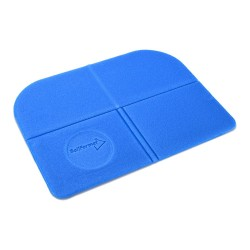 Foldable Seat Mat Cross 5 mm