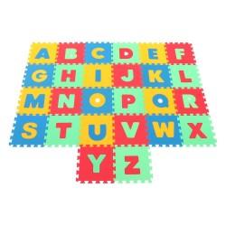 Puzzlematte MAXI Buchstaben dick