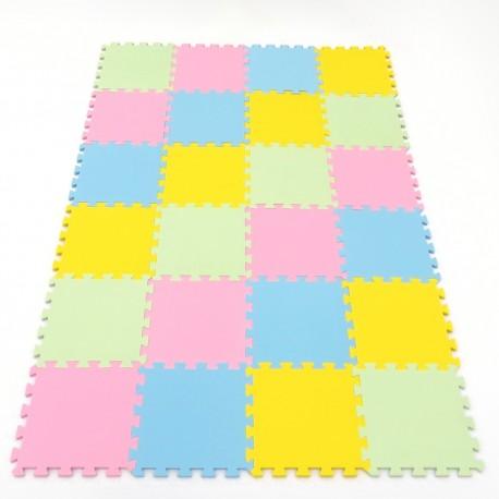 Bodenmatte Puzzlematte MAXI EVA 24