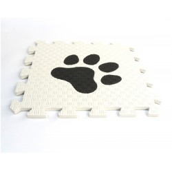Foam puzzle MAXI EVA Dog foot
