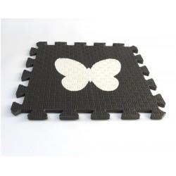 Bodenmatte Puzzlematte MAXI EVA Schmetterling