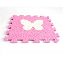 Foam puzzle MAXI EVA Butterfly