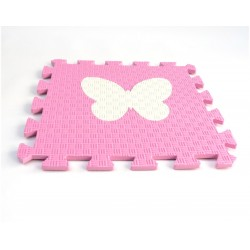 Pěnový koberec MAXI EVA Motýl