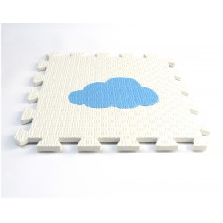 Foam puzzle MAXI EVA Little cloud