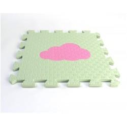 Penový koberec MAXI EVA Mráček