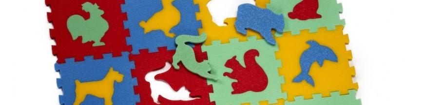 Puzzlematten 8 mm