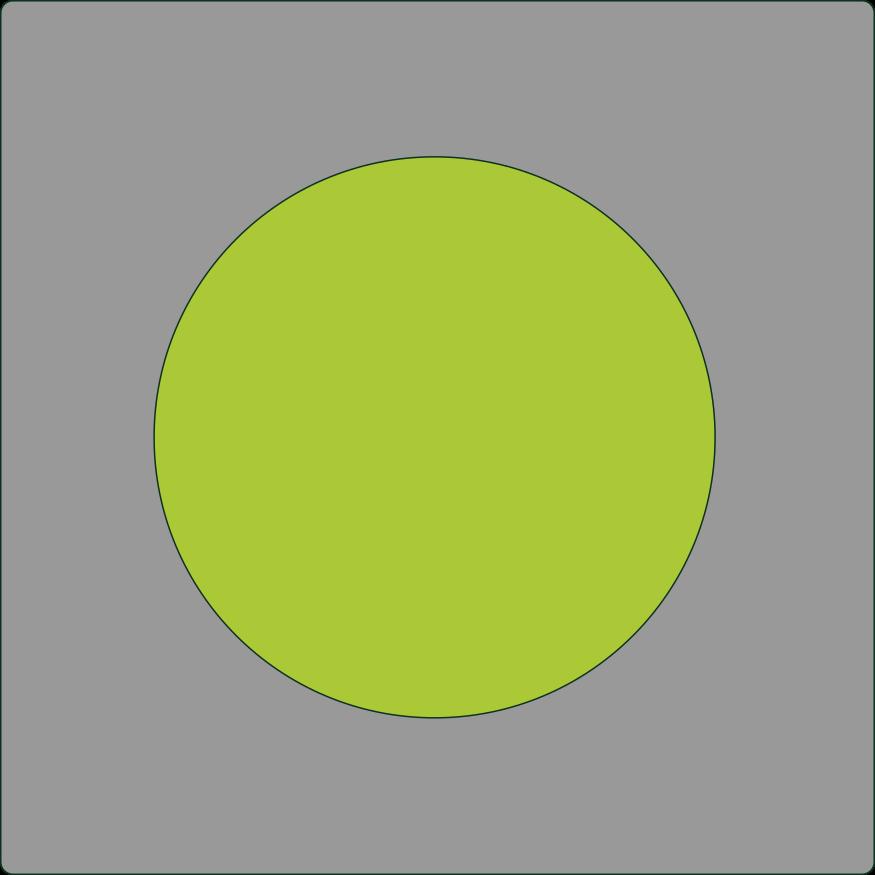 Gray-green *