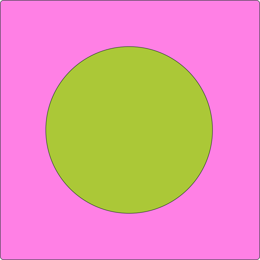 Pink-green *
