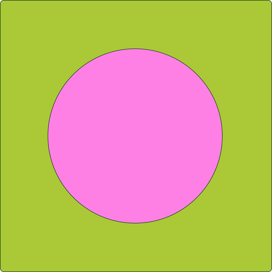 Green-pink *